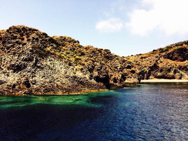 island of vulcano