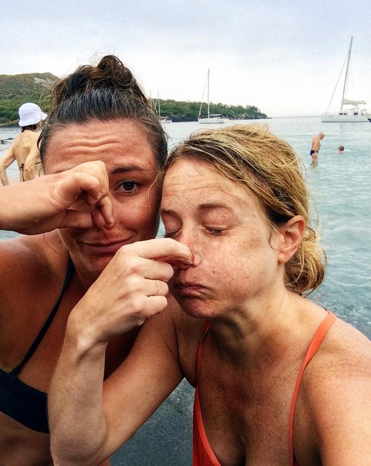 Smelly Volcano girls