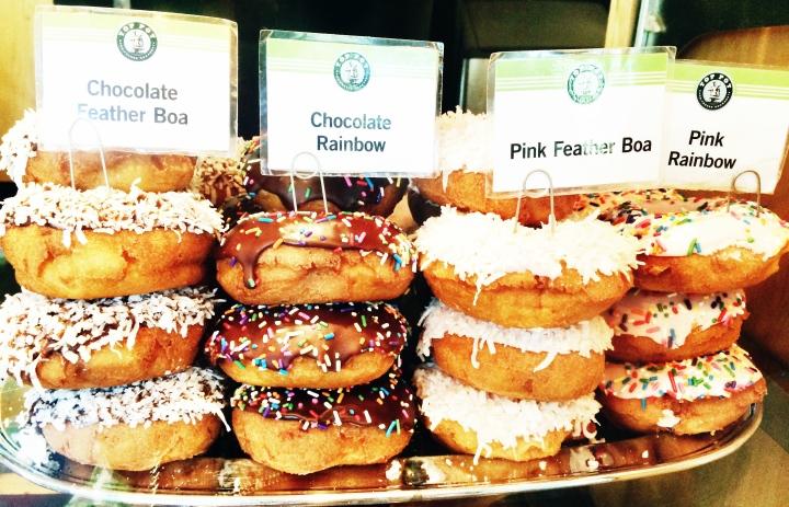 Top Pot Donuts