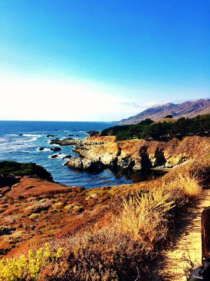 My last Big Sur picture....until next time!!!