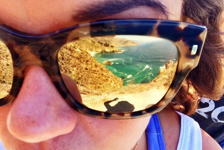 My new favorite mirrored glasses