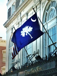 The beautiful state flag
